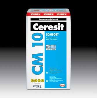 CM 10 Клей для плитки (25кг)