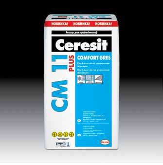 CM 11 Plus Клей для плитки (25кг)