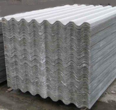 Шифер восьмиволновой серый 5,8мм